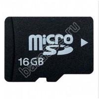 MicroSD карта 16 Гб